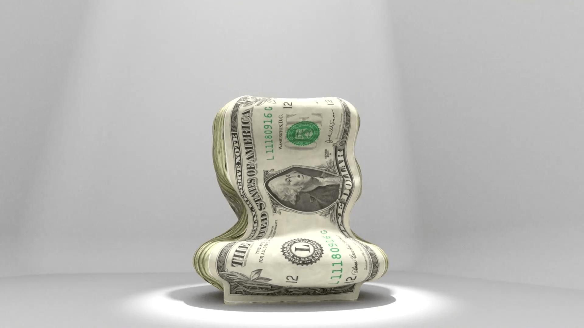 dollar currency deflate deflation animation 2 nk5hqu5w F0001