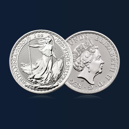 acheter pieces argent britannia orobel