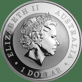 koala 2016 argent once piece