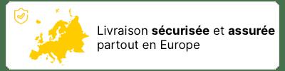 livraison securisee assuree europe