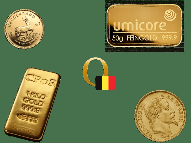 orobel belgique vendre de l or 1
