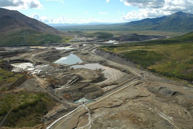 depot alluvial platine russie