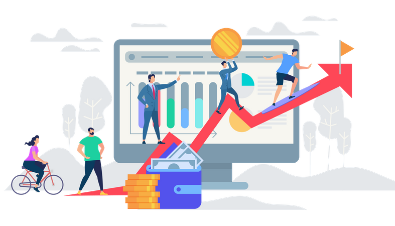 online investment growth analytics 2706489 2264613