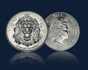 acheter pieces argent nieue 2021 orobel