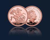 souverain 2021 piece or gold coin orobel