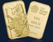 una and the lion gold bar oz orobel shop