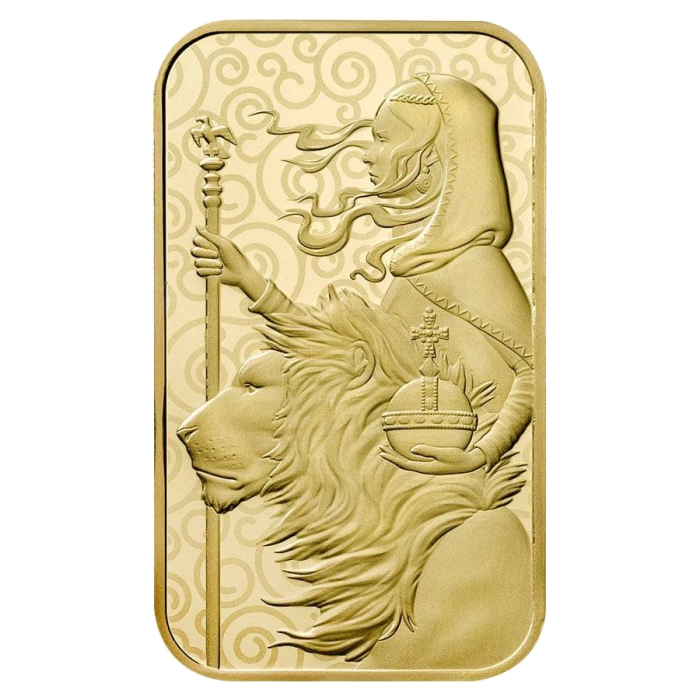 una lion oz gold coin orobel avant