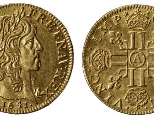 Le Louis d'or et la petite histoire des pièces d'or françaises